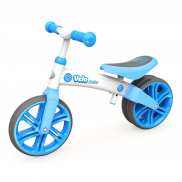 100522 Беговел Yvolution Velo Junior голубой