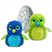 6028895/19100-DRAG-GREEN Игрушка Hatchimals - Дракоша - интерактивный питомец, вылупляющийся из яйца